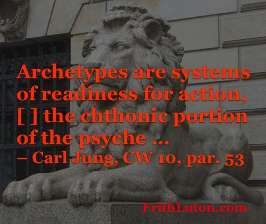 archetypes repeat in human minds as Archetypes are patterns of behaviour that repeat themselves over and over again and for every situation in life there is an archetype or archetypal behaviour associated with it as humans evolve we continue to add archetypes to the collective unconscious.