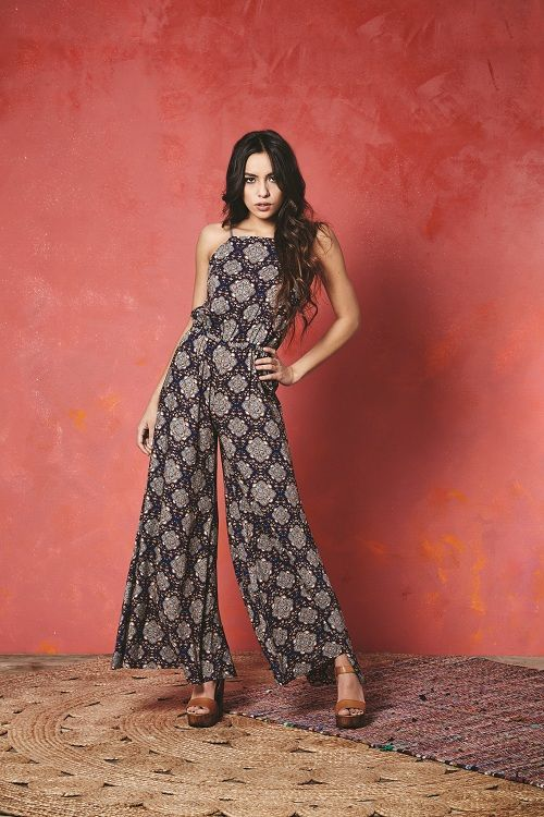 Valley of the Dolls Saratoga Jumpsuit