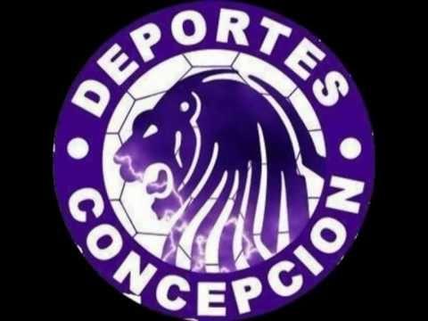 Fragmento del himno de Deportes Concepción versión rock