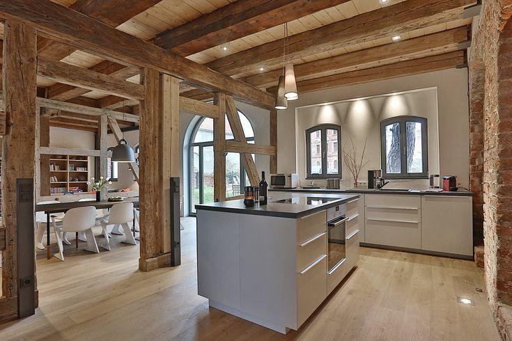 Unser großzügiges Altstadt-Apartment Sternwitten ist für 6-8 Personen geeigne…