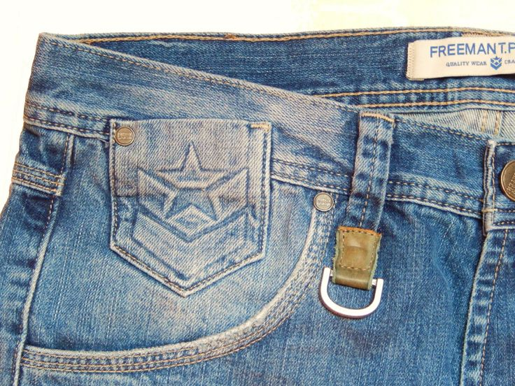 Freeman T.Porter Jeans