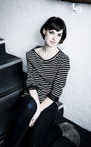 Shop Jessica Raine's Style Staples! : Cute New Actress Alert: Jessica Raine from Call the Midwife : Lucky Magazine