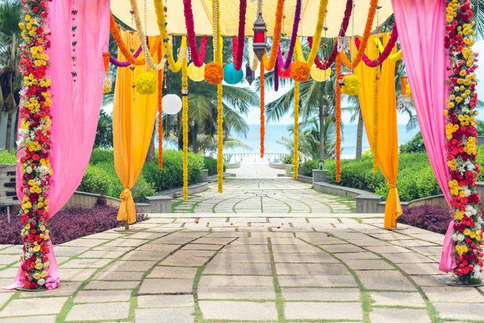 Chennai weddings | Leela & Varsheeni wedding story | Wed Me Good