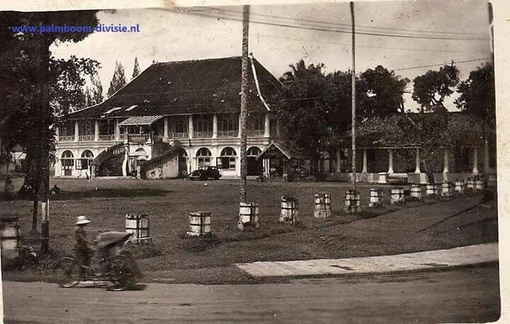 Rumah Residen Palembang, sekarang SMB Museum