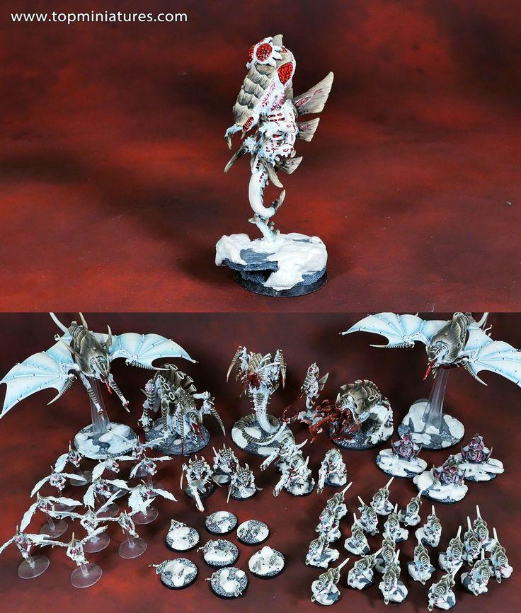 Warhammer 40k tyranid zoanthrope
