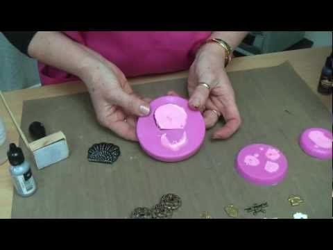 Wendy's World - Pinkysill Silicone & Easycast Resin - 17.08.2012 - YouTube