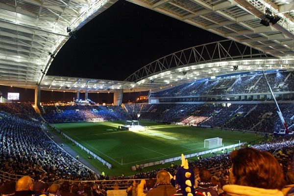 estádio do dragão /fcp - Porto