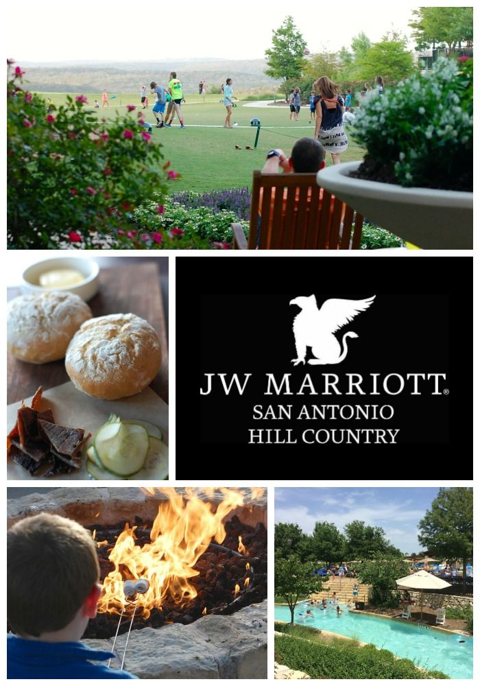 A staycation at the JW Marriott San Antonio Hill Country Resort and Spa: Paradise is closer than you think!