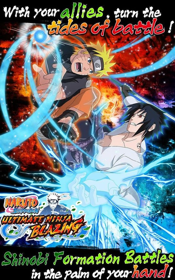 Ultimate Ninja Blazing für PC Kostenloser Download