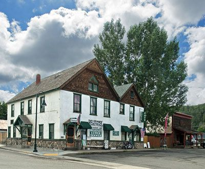 National Register Southern Hotel In Dolores Colorado