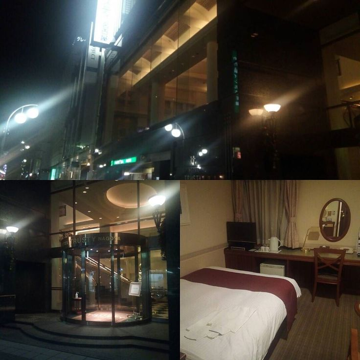 私みたいな人間に不釣り合いなホテルではありませんか(笑) 普通に安いホテル取れなかったんです