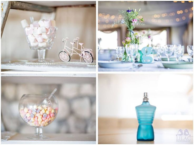 Vintage pastel wedding colour wedding