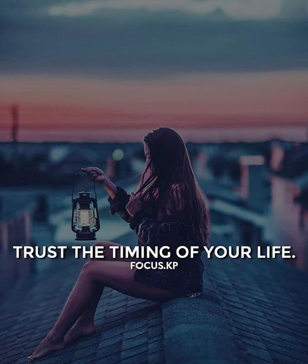 Positive Quotes :    QUOTATION – Image :    Quotes Of the day  – Description  Trust the timing of your life.  Sharing is Power  – Don't forget to share this quote !    https://hallofquotes.com/2018/03/09/positive-quotes-trust-the-timing-of-your-life-3/