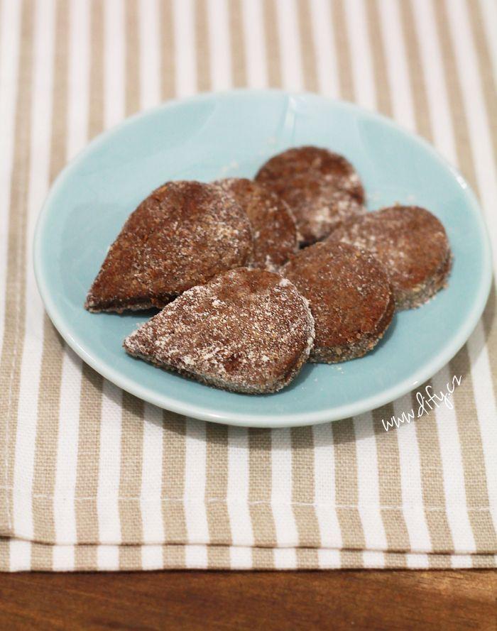 Kakaové vinné cukroví