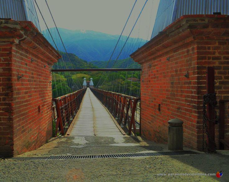 Puente de Occidente Santa Fe de Antioquia