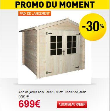 Abri de Jardin Auchan - Comparez le Prix des Abris de Jardin pas cher sur Auchan.fr