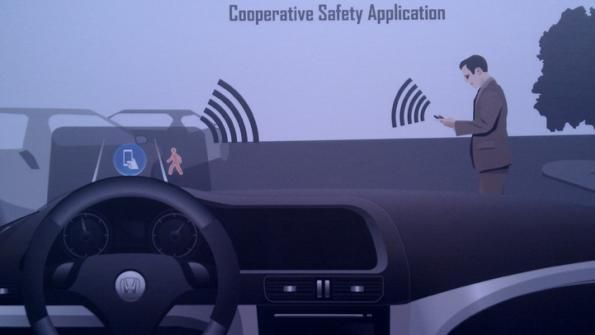 33rd Square | Honda Shows Technology To Avoid Pedestrian-Car Collisions