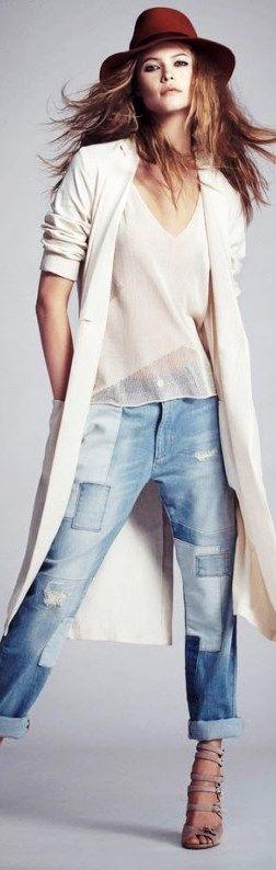 Cute Fall Outfit • Street CHIC • ❤️ вαвz ✿ιиѕριяαтισи❀ #abbigliamento