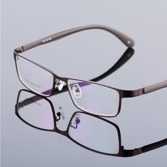 eagwoo wide eyeglasses frame full rim men optical frame with silicon temple wide big face men - Wide Eyeglass Frames