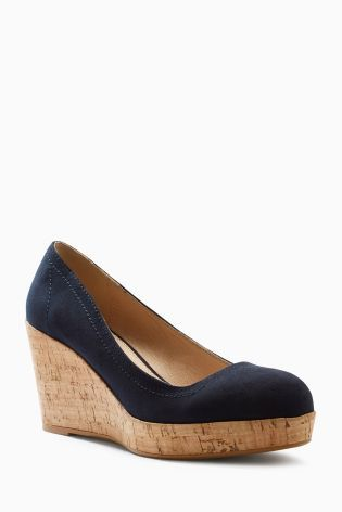 Buy Cork Wedges online today at Next: United States of America