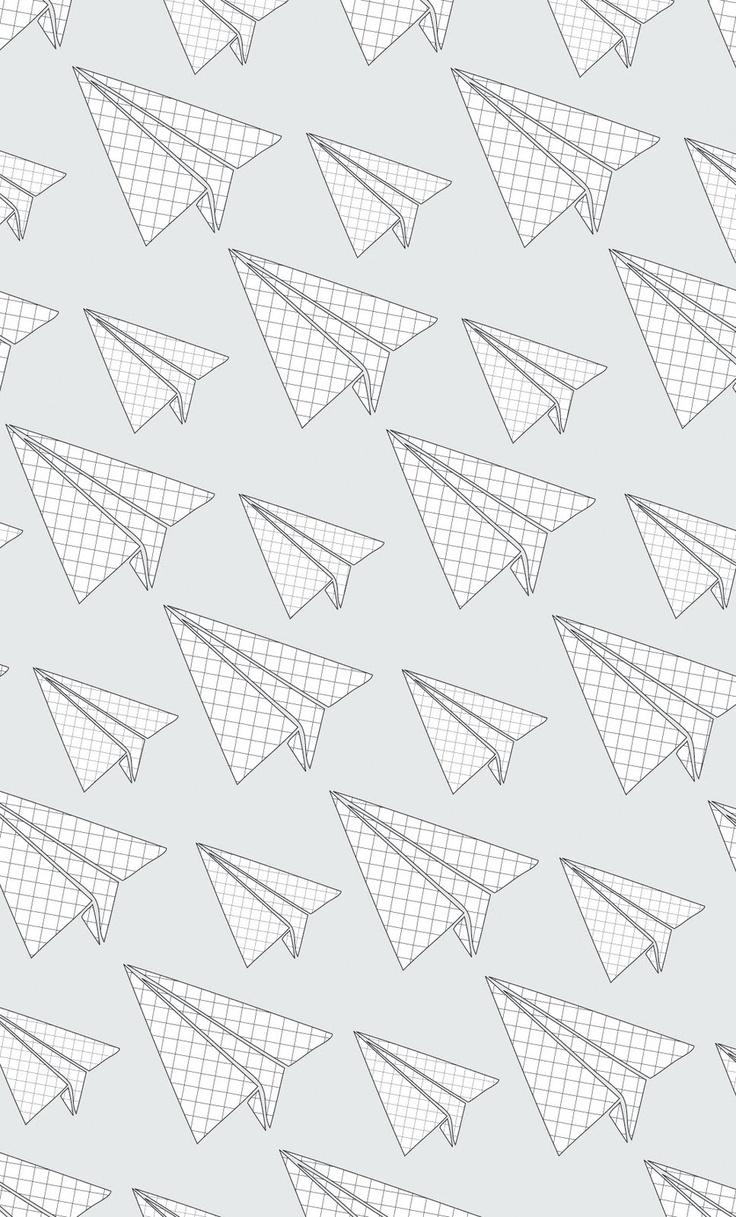 Prints + Patterns. #Print #Pattern #PaperPlanes