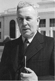 Ben Chifley - let the seeds of national unity flower - abolish the states - http://www.bloggerme.com.au/comment/2060#comment-2060