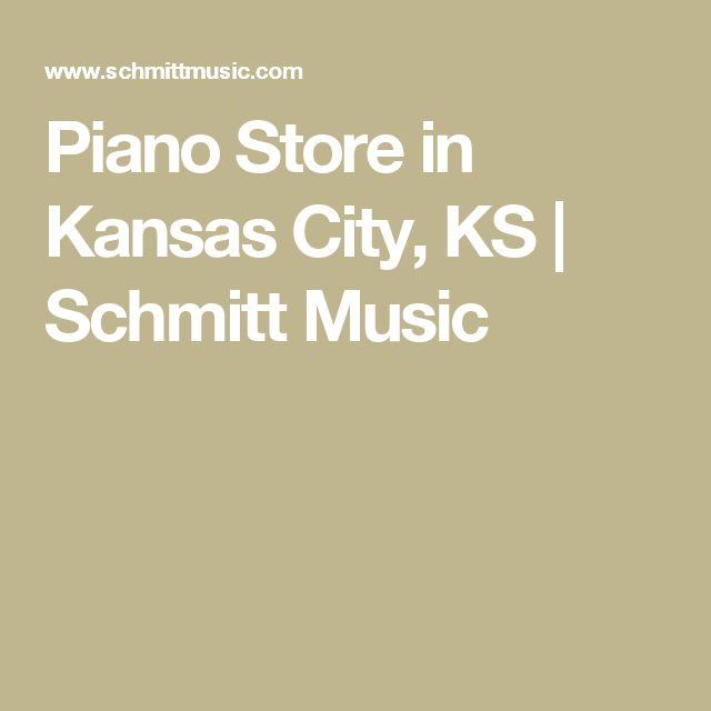 Piano Store in Kansas City, KS | Schmitt Music