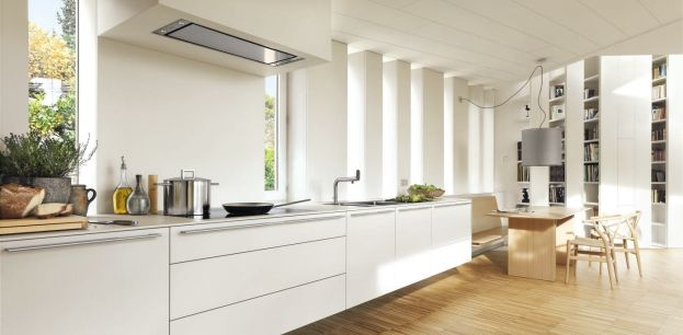 kuchnia wisząca B3 81 biała