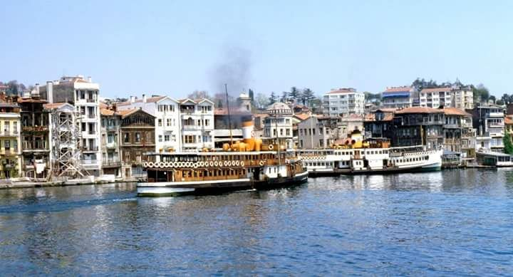 Arnavutköy (1980'ler) #birzamanlar #istanlook #nostalji