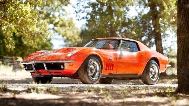 Corvette Stingray L88 427 Coupe (C3) 1969