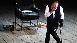 13] Do you love the theatre? Here's Kevin Spacey as Richard 11 on stage at the Old Vic in London where he was also the artistic director and was instrumental in saving the company. http://maryemartintrilogies.com/house-cards/