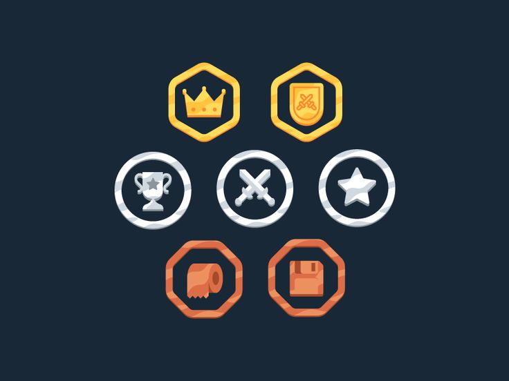 Entretiempos - LA NACION: Badges - Best #icons http://iconutopia.com/best-icons-of-the-week-week-16/