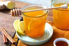 Herbata z kurkumą na poprawę odporności, wzmocnienie i odkażenie organizmu. Wspaniały naturalny lek. Do tego bardzo smaczna i prosta w przygotowaniu.