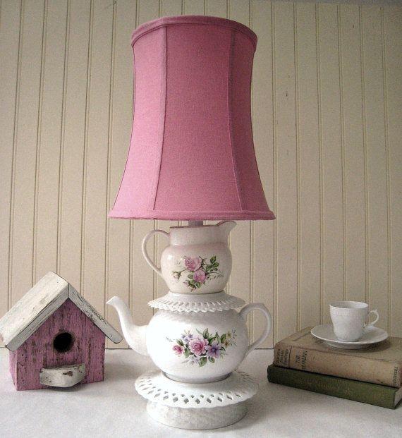 25+ Best Ideas About Teapot Lamp On Pinterest