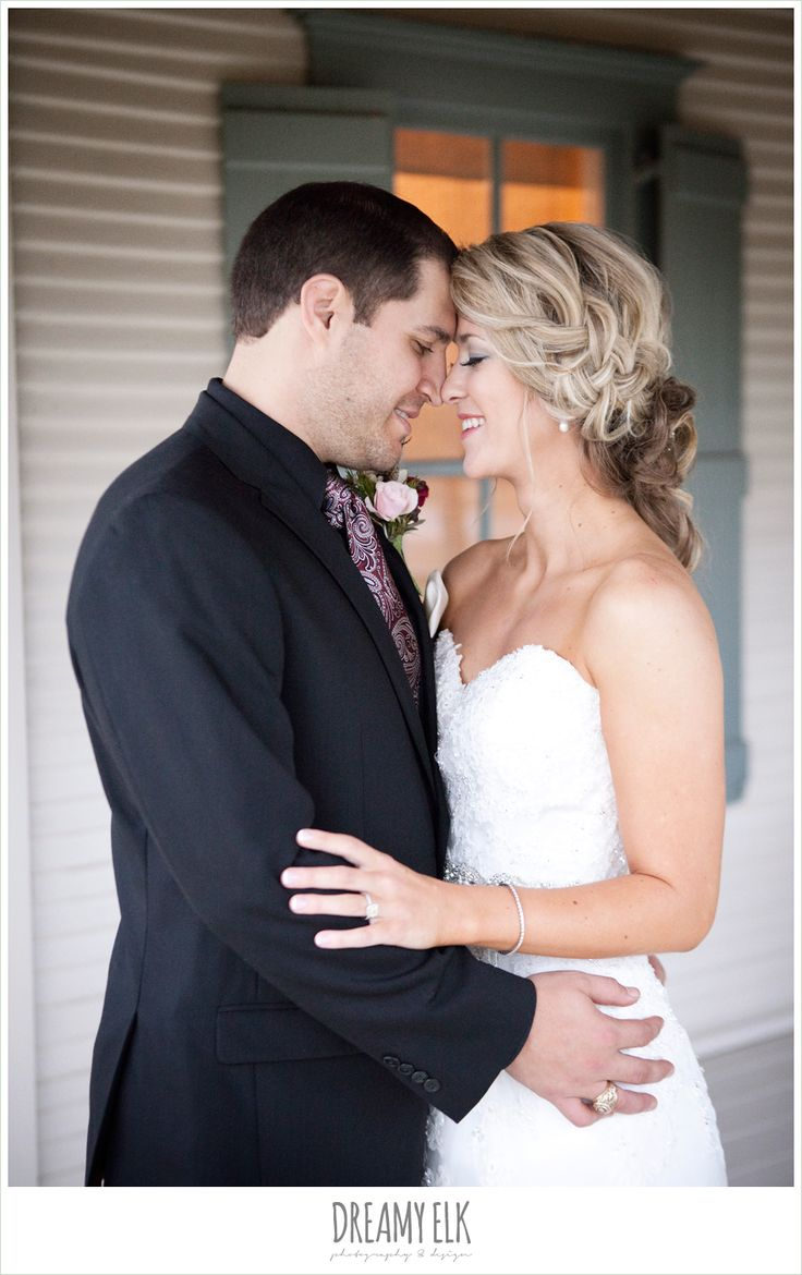 bride and groom, unique wedding hairstyle, sweetheart strapless lace wedding dress, fall wedding, rock lake ranch, dreamy elk photography and design