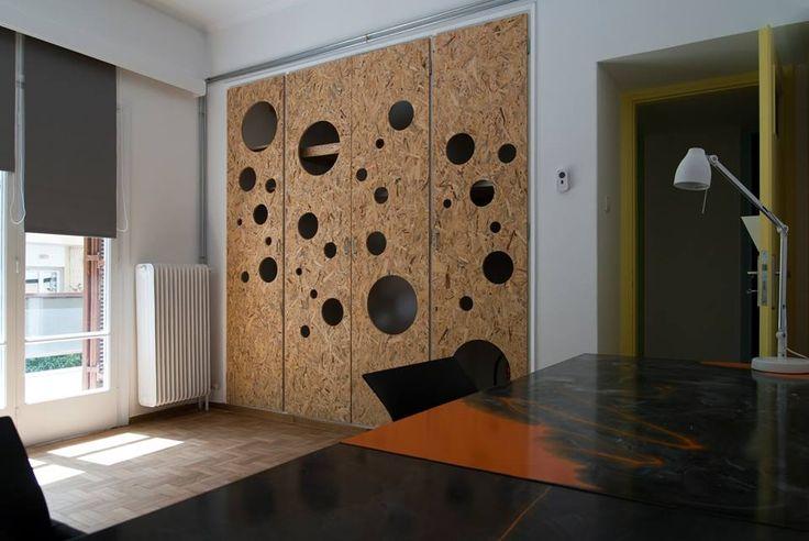 Osb Board Plywood ~ Office osb design architecture my work