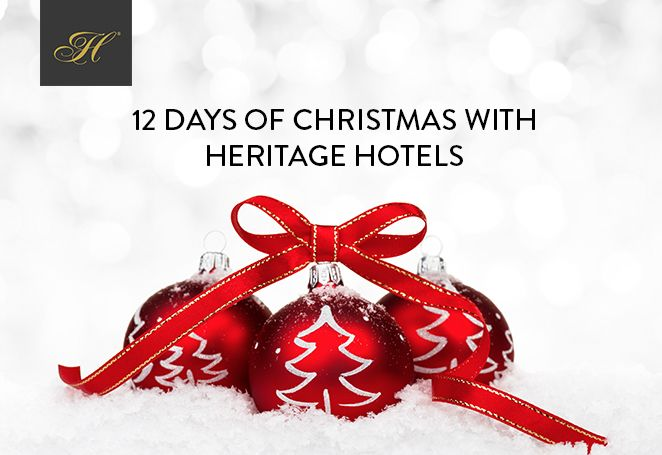 Be in to win great prizes including accommodation, high teas, event tickets and more with Heritage Hotels!