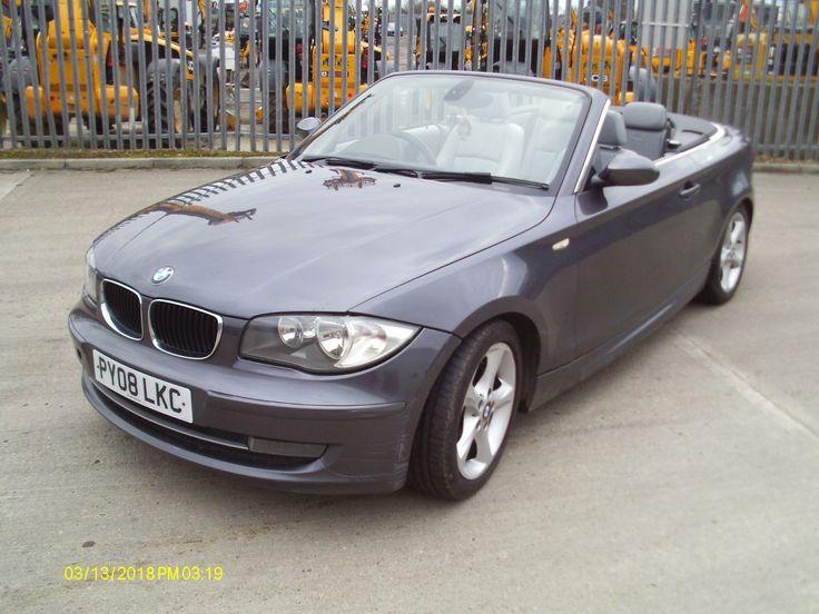 eBay: BMW 120 M SPORT CONVERTIBLE SPARES REPAIRS DRIVES MOT CHEAP #carparts #carrepair