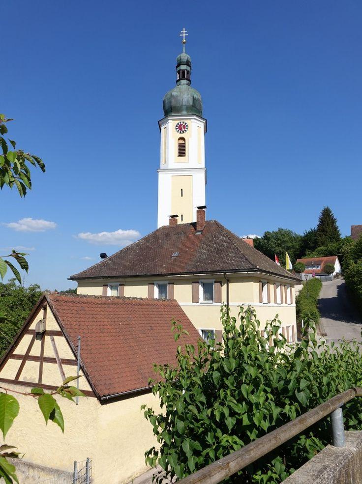 Arberg, Pfarrkirche St. Blasius