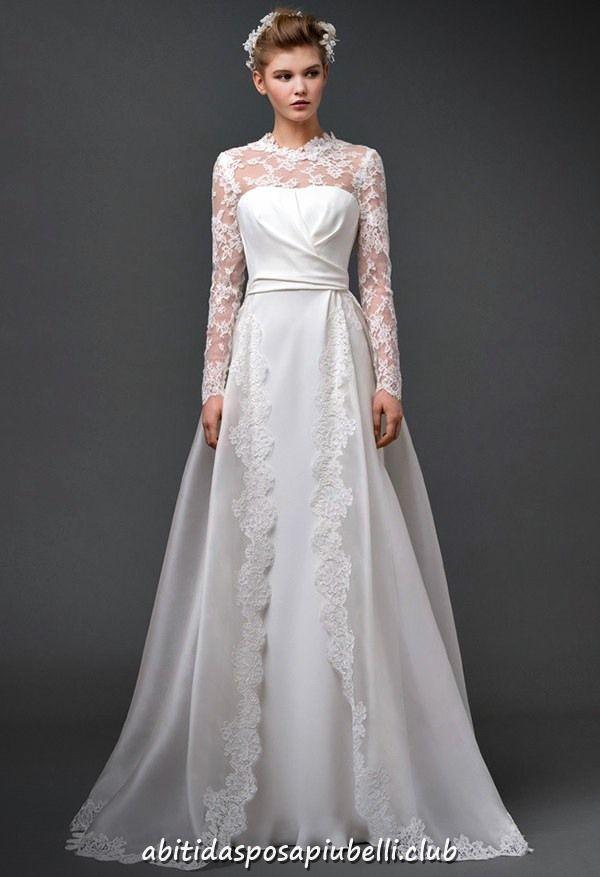 new product e0d38 57350 Collezione sposa Alberta Ferretti primavera 2018 | Abiti da ...