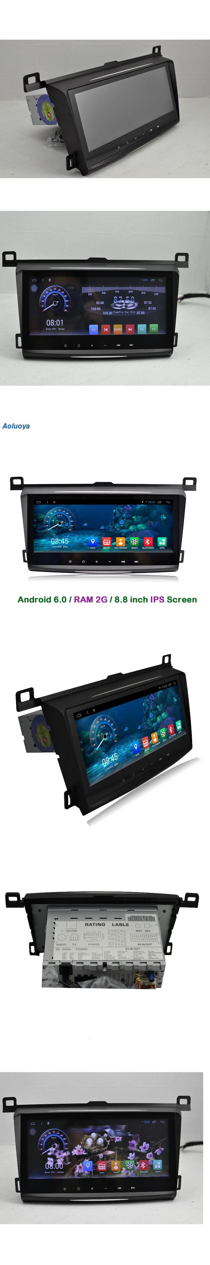 Aoluoya RAM 2G 1280*480 Android 6.0 CAR DVD GPS Navigation For Toyota RAV4 RAV 4 2013 2014 2015 2016 Audio Radio multimedia WIFI