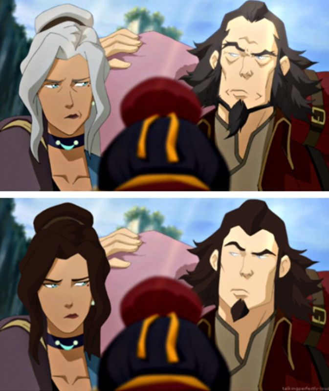 Bumi Legend Of Korra Young Bumi and ...