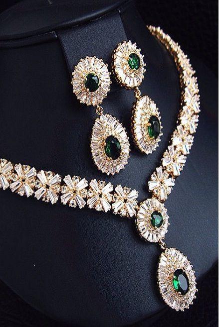 Emeralds n Diamonds