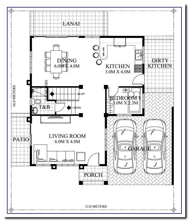 81 Reference Of Flooring Plans 4 Bedroom Kitchen Two Story House Design Bedroom House Plans 4 Bedroom House Plans