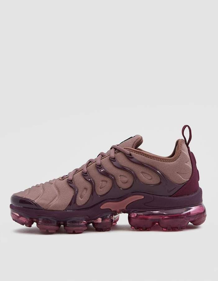 0d4fc8308c Nike Air Vapormax Plus Sneaker in Smokey Mauve/Bordeaux in 2019 | Products  | Nike air vapormax, Nike, Sneakers nike