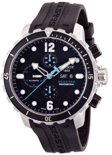 Tissot Seastar 1000 Limited Edition Mens Watch T0664141705700 Tissot. Save 24 Off!. $1711.55
