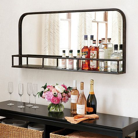 bar shelf bathroom mirror with shelf bathroom mirrors bar shelves
