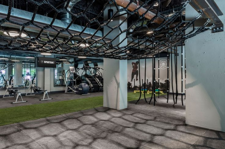 Push your limits and reach new heights at Spartan Gym at 1 Hotel South Beach.