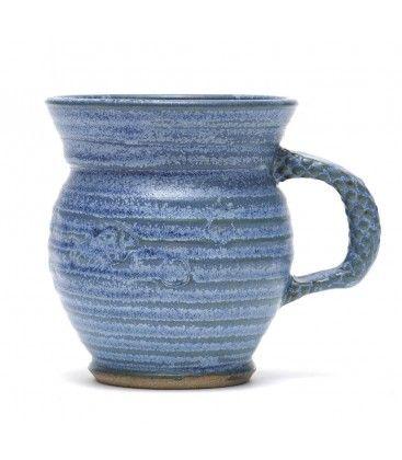 Small Mug - Denim Blue. Michael Kennedy