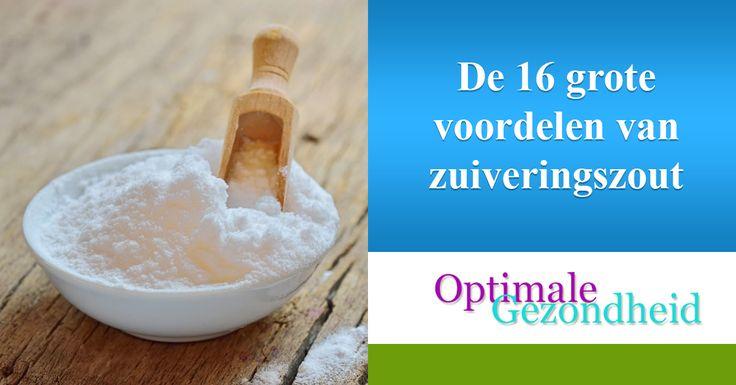 De 16 grote voordelen van zuiveringszout Zuiveringszout is een bijna magisch product wat heel veel oplossingen kan bieden voor veel voorkomende aandoeningen en kwaaltjes. Het is niet voor niets dat al sinds jaren het gerucht gaat dat de grote farmaceutische